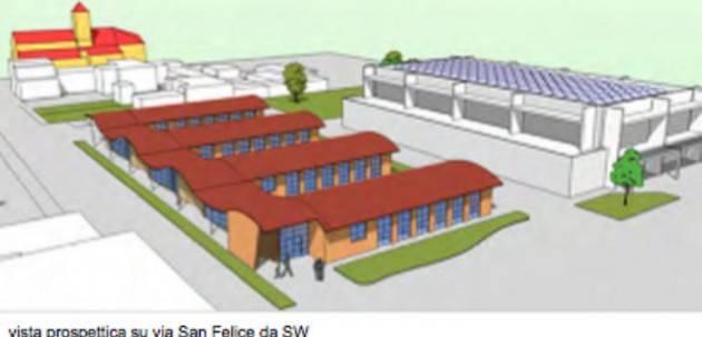 Cremona San Felice, il 6 luglio apre il cantiere per la costruzione della nuova scuola