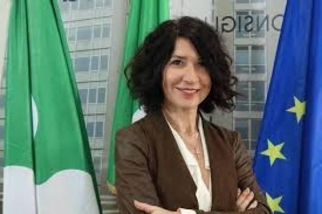Patrizia Baffi (IV) Risposta assessore Gallera alla mia interrogazione su Riorganizzazione strutture HOSP lombarde emergenza COVID-19.