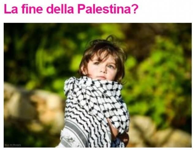 Avaaz  Firma ora contro l'annessione della Palestina ad Israele
