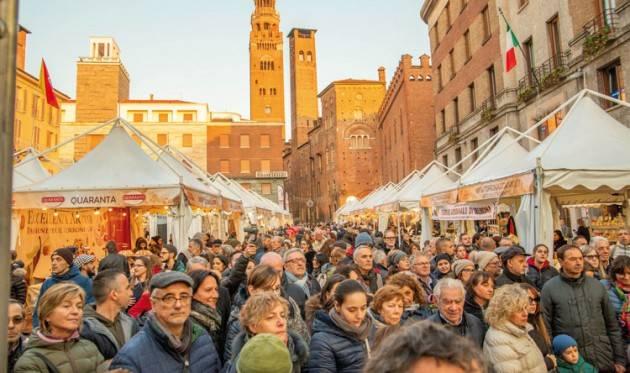 Cremona Festa del Torrone  dal 16 al 24  novembre 2020