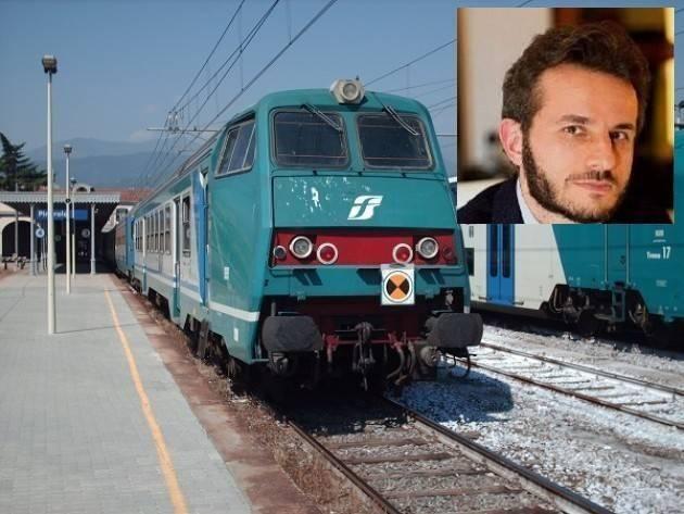 Trenord, Degli Angeli (M5S Lombardia) :Si chiarisca il futuro dell'impianto di manutenzione di Cremona
