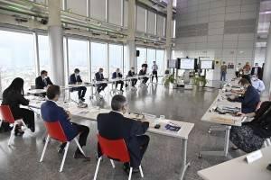 LNews-PRESIDENTE FONTANA INCONTRA IL SEGRETARIO ORGANIZZAZIONE MONDIALE TURISMO