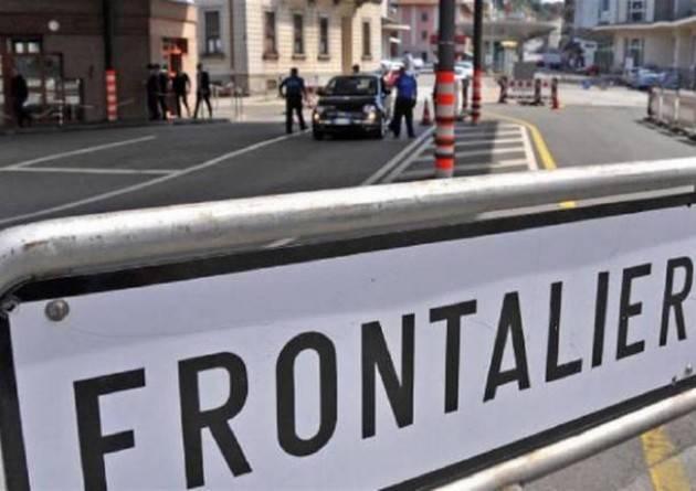 DL RILANCIO: Braga (PD): 'Risorse per 6 milioni di euro ai frontalieri; buona notizia'