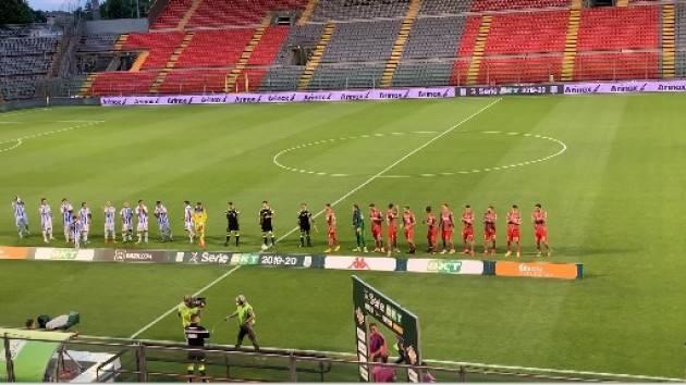 Cremonese-Pescara : 1-0  Tre punti che la Cremonese ha difeso con i denti sino al 95'| Giorgio Barbieri