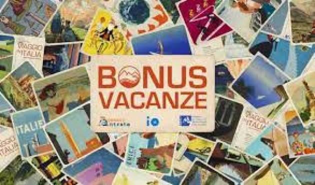 Turismo: Indagine Federconsumatori sul bonus vacanze.  Solo il 46% delle strutture monitorate lo accetta.