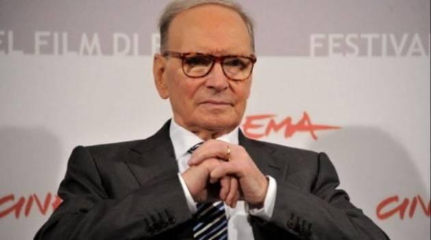 CNDDU Cordoglio per la scomparsa di Ennio Morricone.