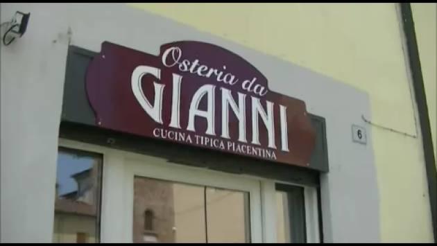 Osteria piacentina da Gianni Un ottimo locale per pranzi di lavoro e belle serate (Video)