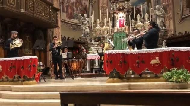 UST Cremona  Il 15 luglio concerto per ottoni sotto il chiostro del seminario