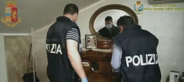 ''Affari di famiglia'', 22 arresti e sequetri per 15 milioni di euro