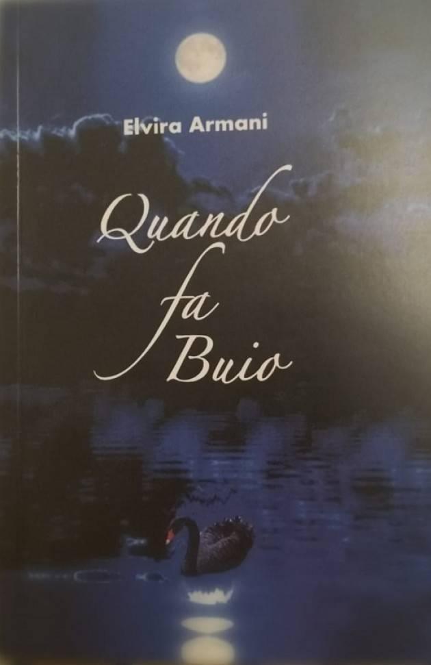 Libreria Convegno Cremona DOMENICA 12 LUGLIO ORE 17:30 QUANDO FA BUIO DI ELVIRA ARMANI  BAR CAMPI, CSO CAMPI, 67