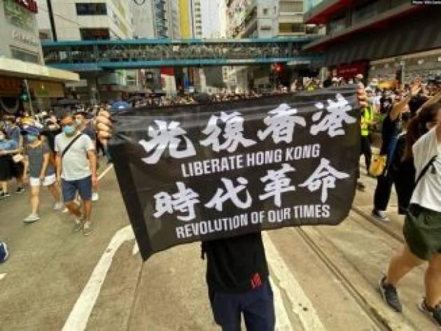 Hong Kong, la Cina decreta la fine di ''un paese, due sistemi''