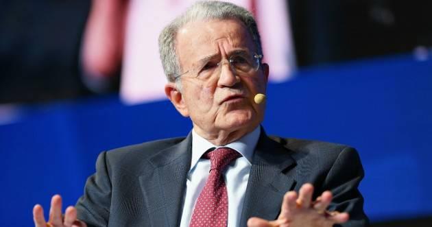 Prodi pensa a un ingresso di Forza Italia nel governo, ma dal centrodestra rispondono: ''Impossibile''