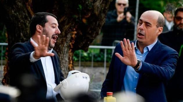 Salvini: ''La Lega ha raccolto i valori della Sinistra di Berlinguer''