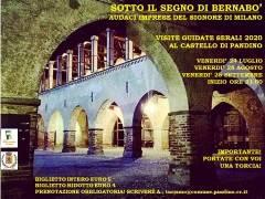 Pandino Continuano le visite notturne al Castello