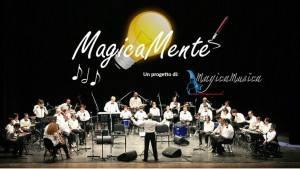 Max Laudadio e Alessandro Politi a fianco di 'Magicamente'