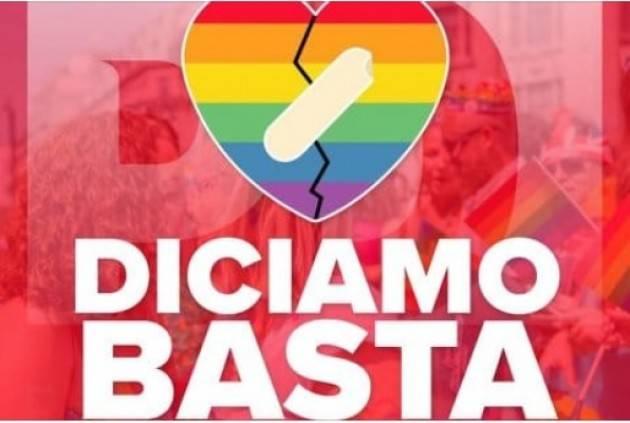 Crema Stefania Bonaldi: noi siamo per l'approvazione della legge contro omotransfobia