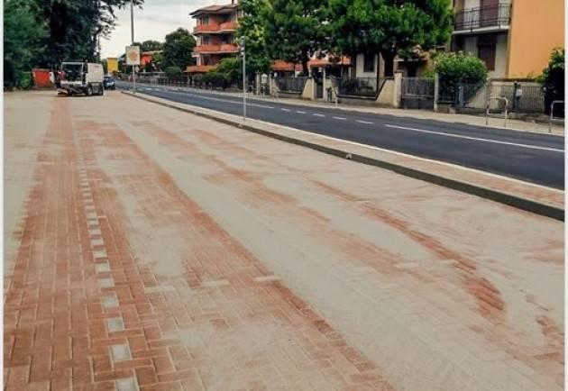 Crema Riaperto  il parcheggio di Via Pandino Soddisfazione di Fabio Bergamaschi