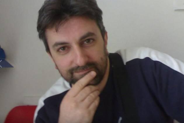 Matteo Piloni (PD) solidarietà a Luca Alini, infermiere Hosp Cremona, per gli insulti e le minacce ricevute.