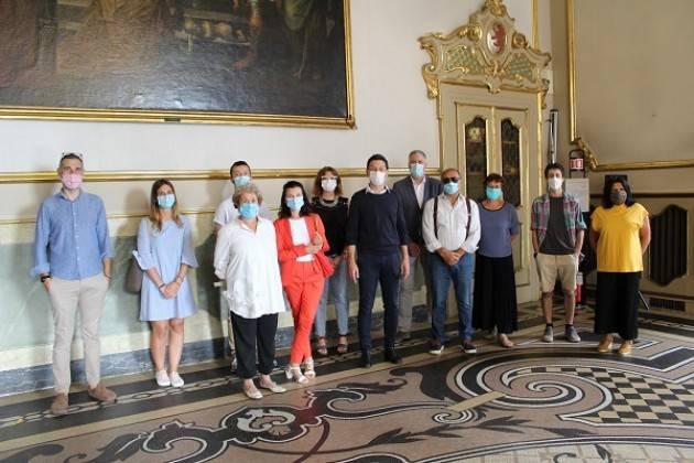 Cremona I primi tutori volontari di minori stranieri non accompagnati incontrano il sindaco
