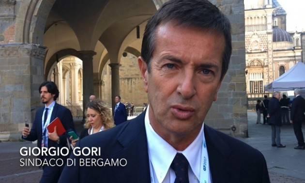 """Presentata in Consiglio Comunale la versione finale di """"Bergamo2020, strategia di rilancio e adattamento"""""""
