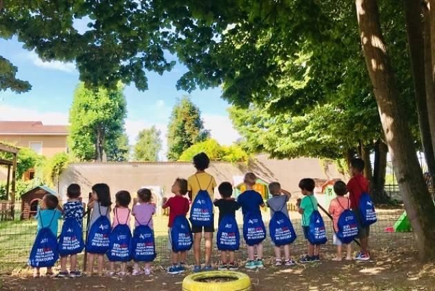 Cremona, Padania Acque: successo per il progetto 'Estate 20.20'. Distribuiti oltre 4600 'Acqua kit' nei centri estivi della provincia