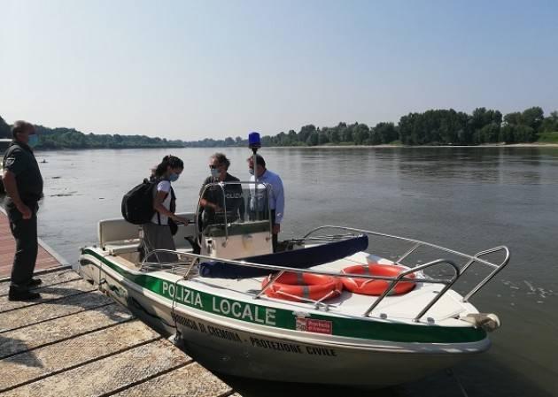 Signoroni: Porto di Cremona rimane un punto di riferimento per l'imbarco di carichi eccezionali.