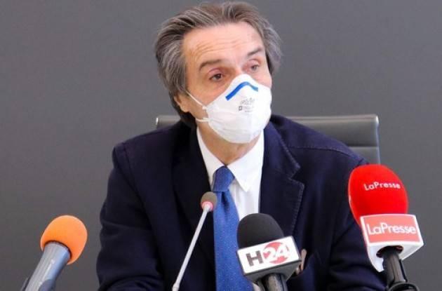 LNews-SAN MATTEO/DIASORIN, PRESIDENTE FONTANA: DAL CONSIGLIO DI STATO UN'OTTIMA NOTIZIA