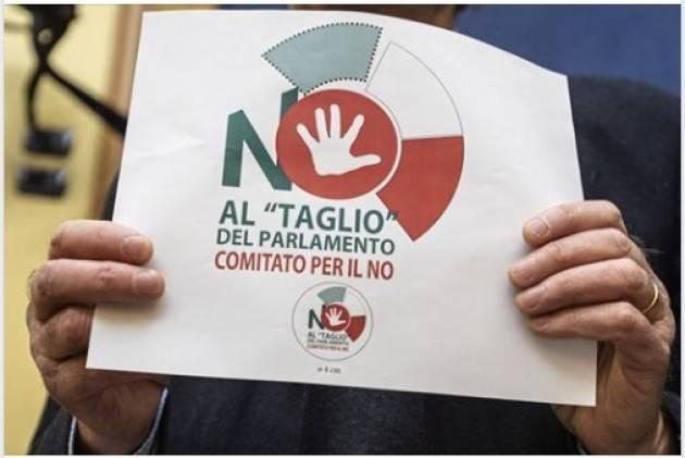 Referendum 20-21 settembre Comitato Nazionale per il no al taglio del Parlamento