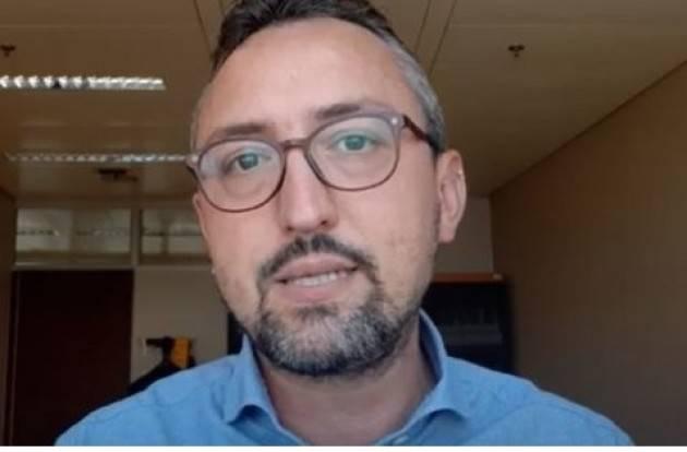 News Matteo Piloni ( Pd) GIU' LE MANI DALLE FORESTE- SICCITA'-PERSONALE SOCIO SANITARIO  (Video)