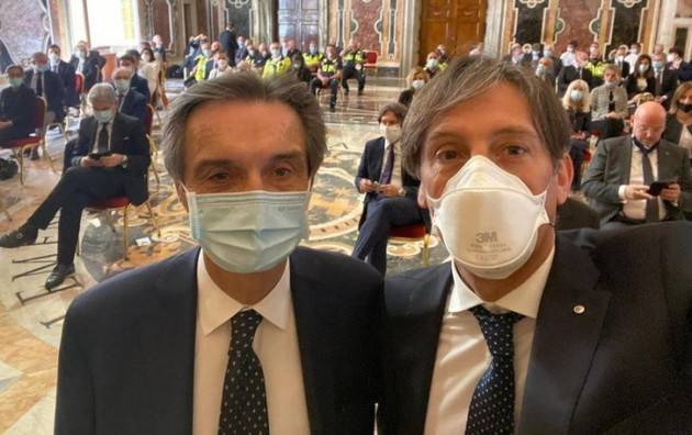 LNews-INNOVAZIONE E RICERCA,GOVERNATORE FONTANA E VICEPRESIDENTE SALA: LA REGIONE SOSTIENE 33 PROGETTI CON 114 MILIONI DI EURO