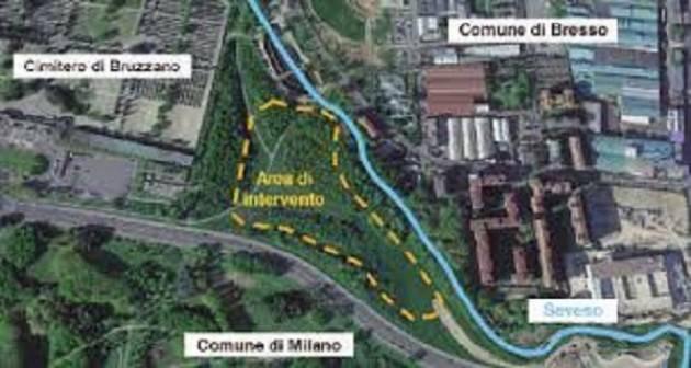 LNews-MILANO, PARCO NORD: AL VIA IL CANTIERE 'ANTI-ESONDAZIONE' DEL FIUME SEVESO