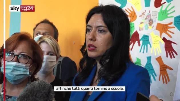 Scuola, i sindacati lombardi di Cgil-Cils-UIL incontrano la ministra Azzolina. 'Regna ancora l'incertezza'
