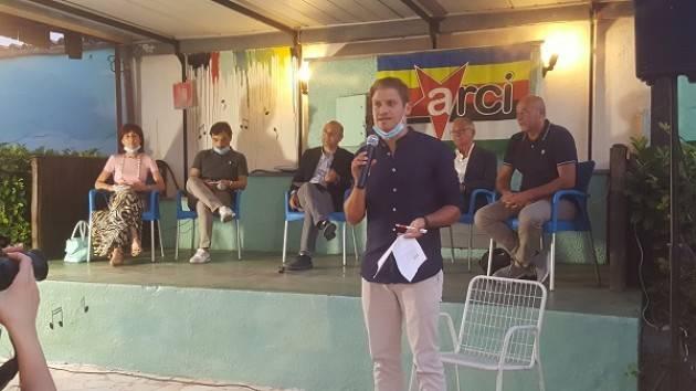 Arci San Bernardino Crema Interessante ed utile incontro con Antonio Misiani