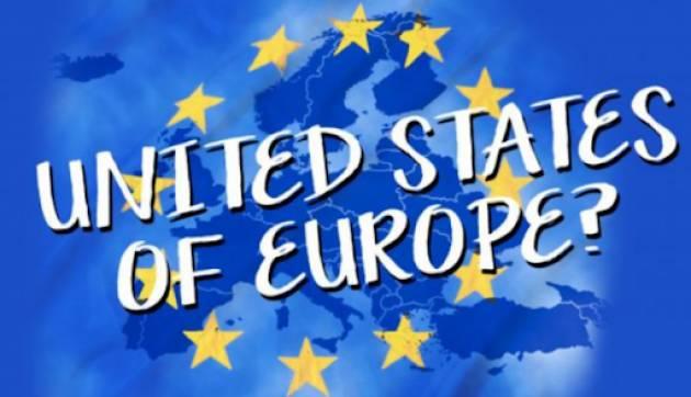 ADUC Stati Uniti d'Europa. Siamo europei più che mai e fieri di esserlo
