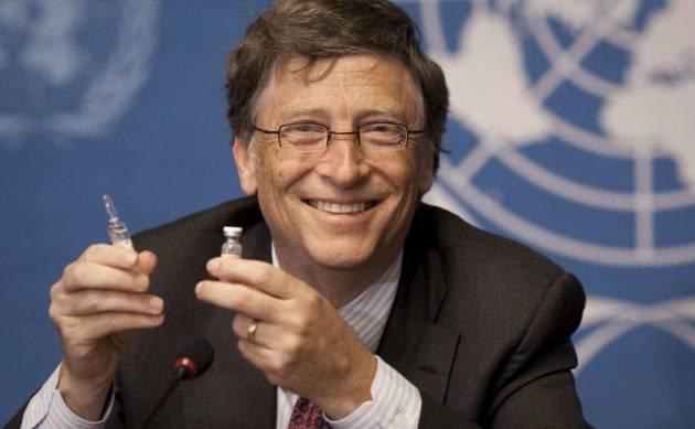 Zeus Dedicato ai complottisti che parlano di Bill Gates, vaccini e microchip
