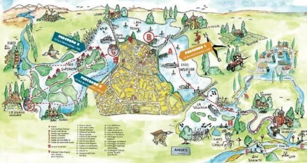 LnM NEGRINI ANDES TOURS PROGRAMMI SPECIFICI PER CAMPI ESTIVI 2020
