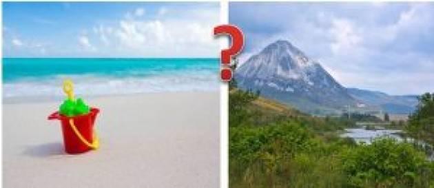 Federconsumatori I costi di una vacanza in montagna o al mare nell'estate 2020