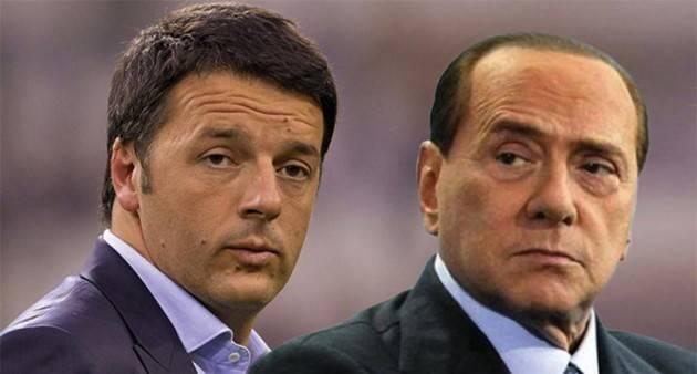 Legge elettorale . Renzi stretto dalla morsa M5S-PD lancia il partito unico con Forza Italia | Gian Carlo Storti