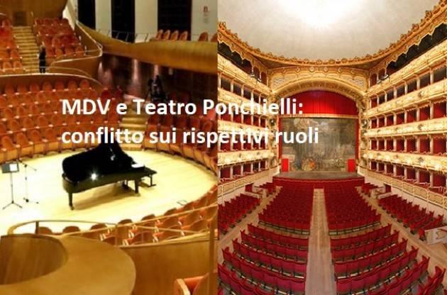 Nuovo sovrintendente Ponchielli superare conflitto ruolo con MDV | Alceste Ferrari (Cremona)