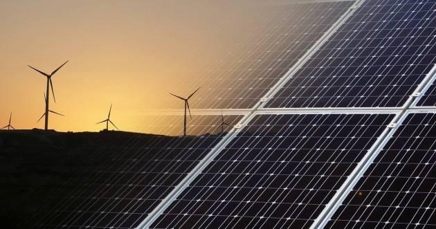Energie rinnovabili in Europa: nel 2020 il sorpasso ai combustibili fossili