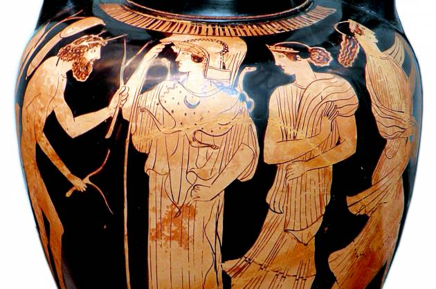 Alla figura di Nausicaa (Odissea) ho dedicato due testi   VINCENZO MONTUORI (Cremona)