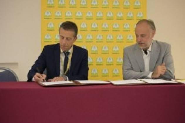 Consumi: accordo green tra Coldiretti e Biodinamici