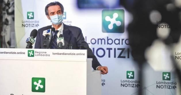 Lombardia, il M5S pronto a mozione di sfiducia contro Fontana