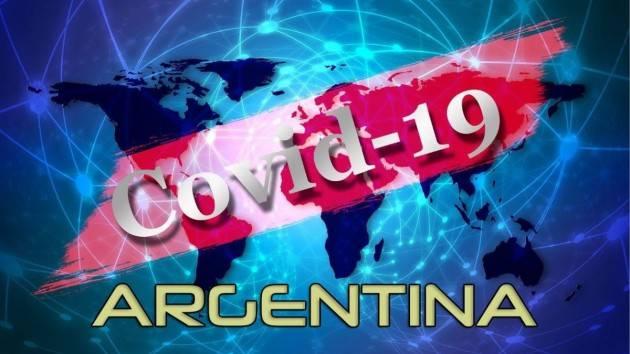 LnM Repubblica Argentina – COVID-19 - Aggiornamento 26/07/2020
