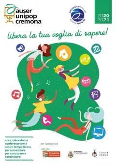 AUSERUNIPOP Cremona Amici!!!!!E' in arrivo la nuova proposta a.a. 2020/21