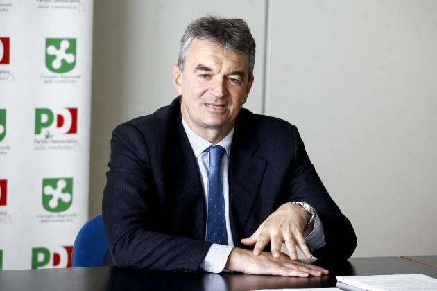 PIZZUL (PD): 'DA FONTANA DISCORSO SOLO DIFENSIVO DA PRESIDENTE A FINE CORSA'