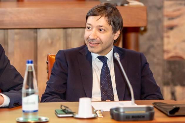 UST Fabio Molinari confermato Dirigente dell'Ufficio Scolastico Territoriale di Cremona