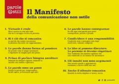 Il Comune di Cremona aderisce al Manifesto della comunicazione non ostile