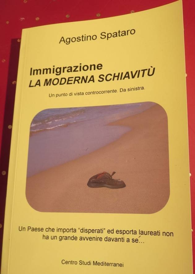 Quando Salvini aveva 8 anni IL PCI COMBATTEVA L'IMMIGRAZIONE CLANDESTINA E ....   di Agostino Spataro *