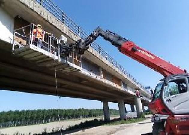 Provincia di Cremona e Parma scrivono al Ministro del MIT De Micheli 'Più fondi per il ponte di San Daniele'